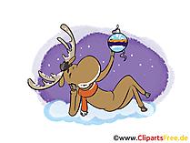 Kostenlose Frohes Neues Jahr Bilder, Cliparts, Illustrationen