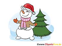 Neujahr Bild, Clip Art, Image, Cartoon gratis