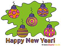 Neujahrsbild