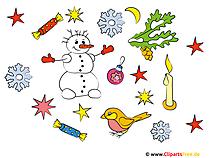 Neujahrsbilder kostenlos
