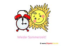 Bilder Sommerzeit