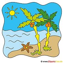 Meer Clipart - Sommer Bilder gratis