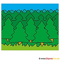 Tannenbaum Clipart und Illustrationen
