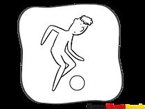 Icon pack sport blanco y negro