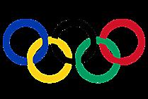 Clipart Transparan Cincin Olimpiade 2021