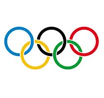 cliparts Olimpiade 2021 untuk dicetak