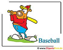 Beyzbol küçük resim görüntü bedava