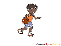 Basketball clip art, image, pic, graphic free