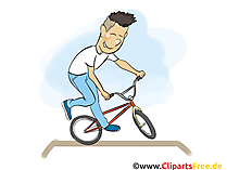 Bikesport Grafik, Illustration, Bild, Cartoon, Image