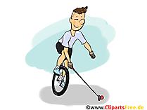 自転車ポロイラスト、漫画、クリップアート、画像、コミック