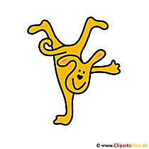 Fitness Clip Art free - Sport Bilder