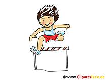 障害物コース、無料レース画像、スポーツのクリップアート、コミック、漫画、Image For Free