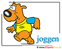 Joggen Bild-Clipart free Olympiade