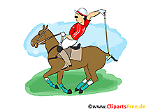 Polo Clipart, Bild, Cartoon, Comic, Illustration