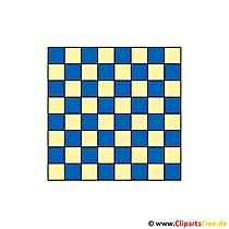 Satranç tahtası görüntüsü - bedava