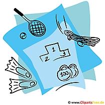 Sport Clip-Art free