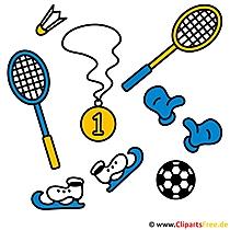 Sport Clipart gratis
