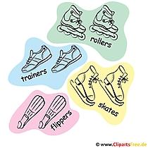 Sport online Bilder kostenlos - Clip Art free