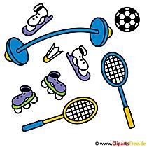 Sports Clip Art gratis downloaden