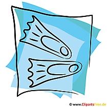 Tauchen Bilder - Sport Clipart-Bilder kostenlos