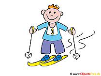 Kayak çöp adam
