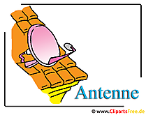 Antenne Clipart free