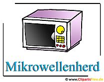 Mikrowelle Bild-Clipart