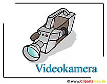 Videokamera Clipart free