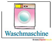 Waschmaschine Clipart-free