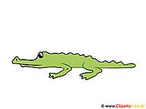 Comic Krokodil
