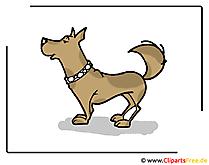 Duitse herder afbeelding clip-art gratis
