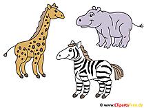 動物写真漫画