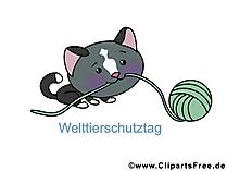 Welttierschutztag - Bilder, Grafiken kostenlos