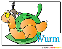 Worm Clipart-free Zoo