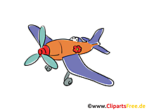 Airplane Clipart free download