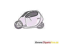 Design Studie Clipart, Bild, Cartoon, Comic, Grafik