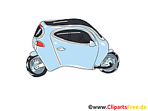 Designstudie Clipart, Bild, Cartoon, Comic, Grafik