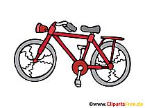 自転車画像、クリップアート、イラスト、グラフィック、無料で描く