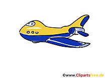 Kostenlose Flugzeuge Bilder, Gifs, Grafiken, Cliparts