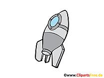 ロケット漫画画像