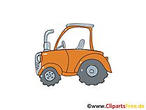 トラクターのクリップアート、画像、漫画、コミック、グラフィック