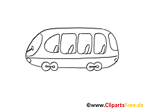 Tramway clip art, image, pic, graphic