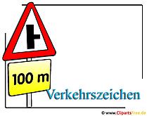 Verkehrszeichen Clipart free