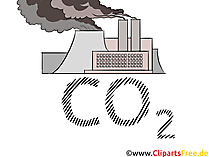 Industrial Air Pollution Clipart, Stock Illustration, Graphics Free