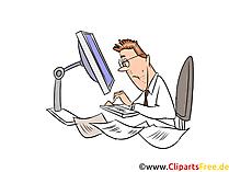 Clipart Office kostenlos