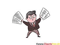 Bewerberauswahl Personal Clipart, Illustration, Bild, Grafik gratis