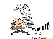 Steuerberater Cliparts, Bilder, Illustrationen gratis