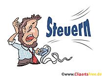 Steuerberater Cliparts, Illustrationen, Bilder gratis
