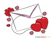 Bilder Liebe, Liebesbriefe, Romantik