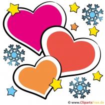 Cliparts Valentinstag kostenlos